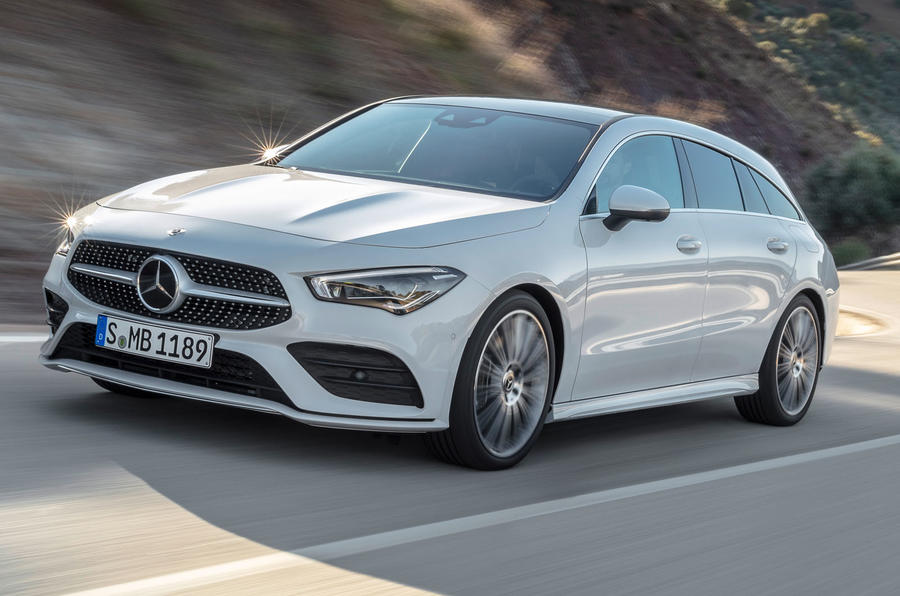 2019 Mercedes-Benz CLA Shooting Brake
