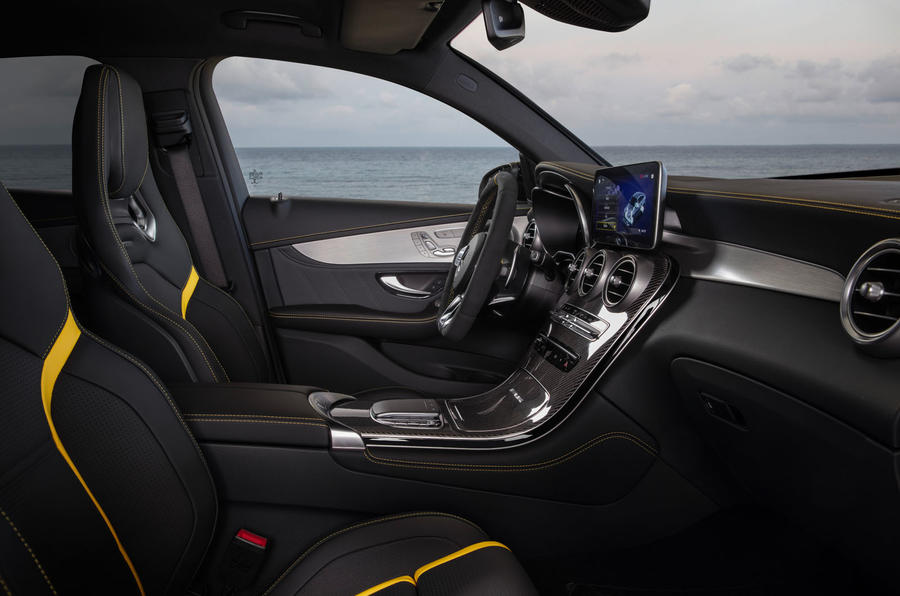 2020 Mercedes-AMG GLC 63