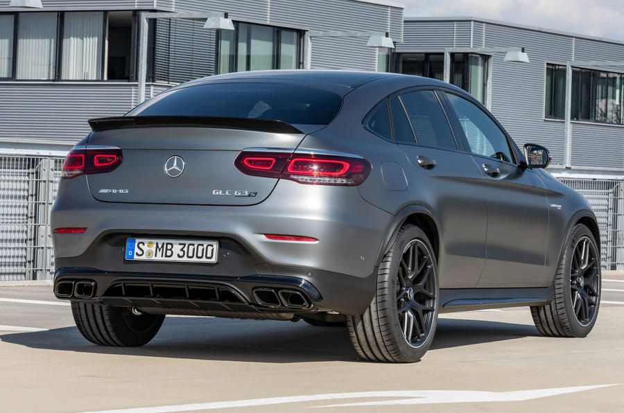 New Mercedes-AMG GLC 63 S on sale in UK from £74,599 | Autocar