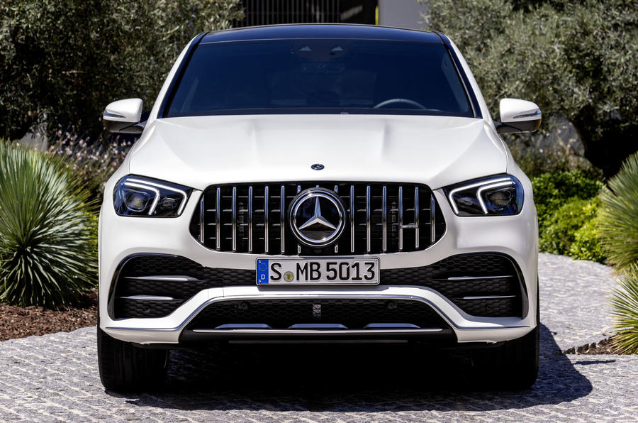 Mercedes-AMG GLE 53 Coupé static - front