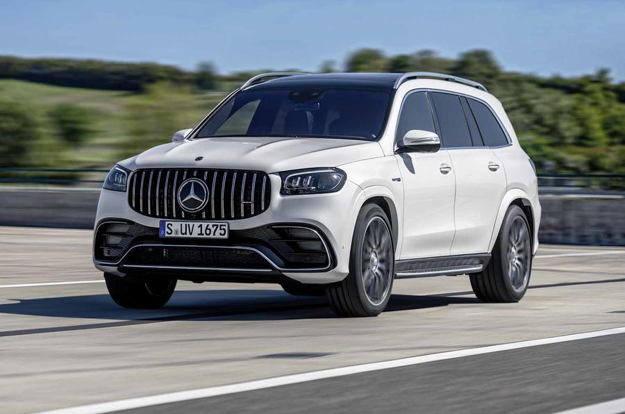 Mercedes-AMG unveils two performance SUVs at the LA Show