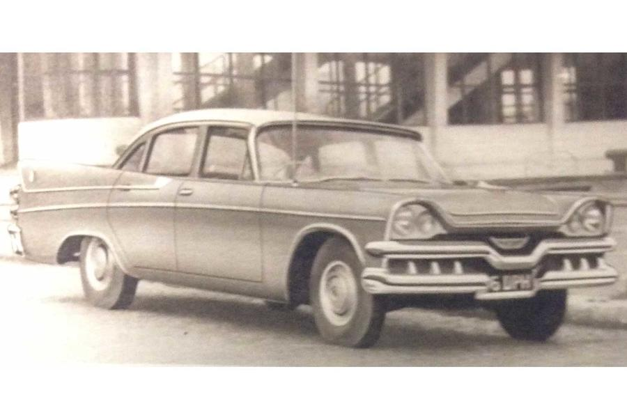 1957 Dodge Royal Custom road test - Throwback Thursday