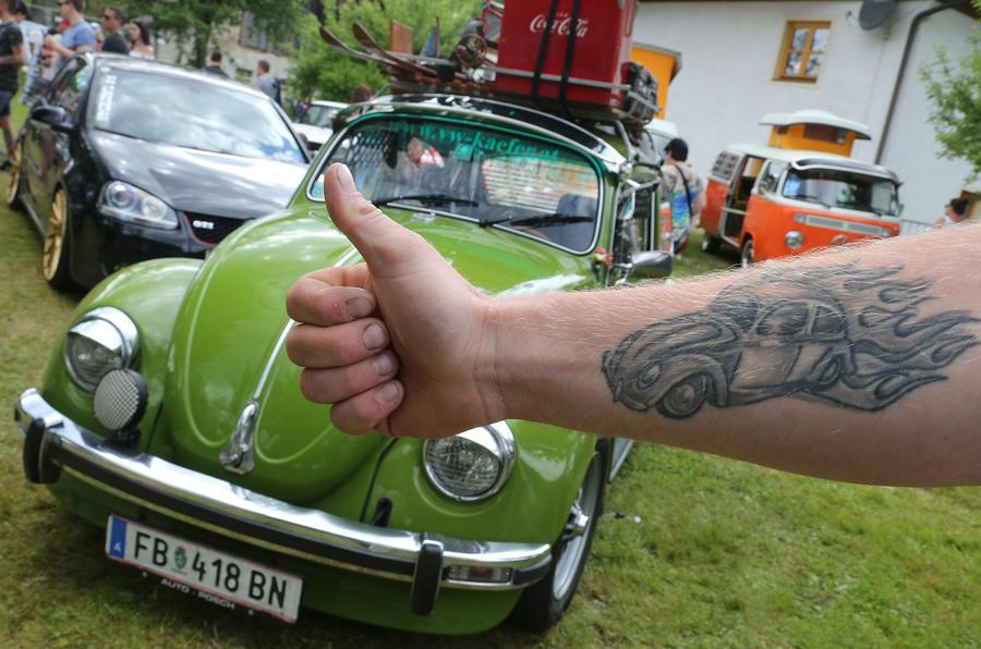 Wörthersee Treffen 2017 - Kafer Beetle