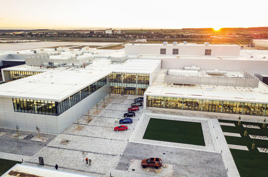 Jaguar Land Rover Nitra factory