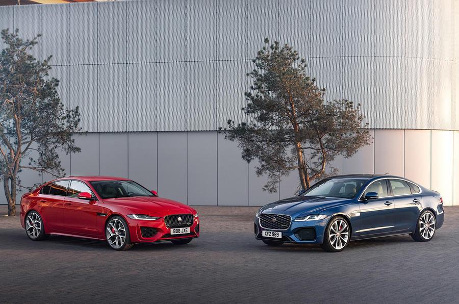 1 Jaguar LR sales