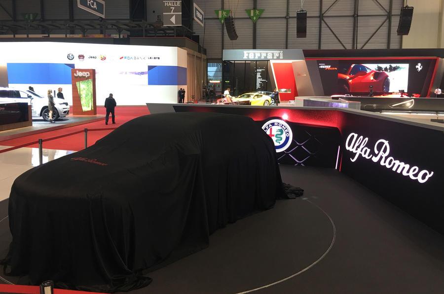 Alfa Romeo Tonale SUV