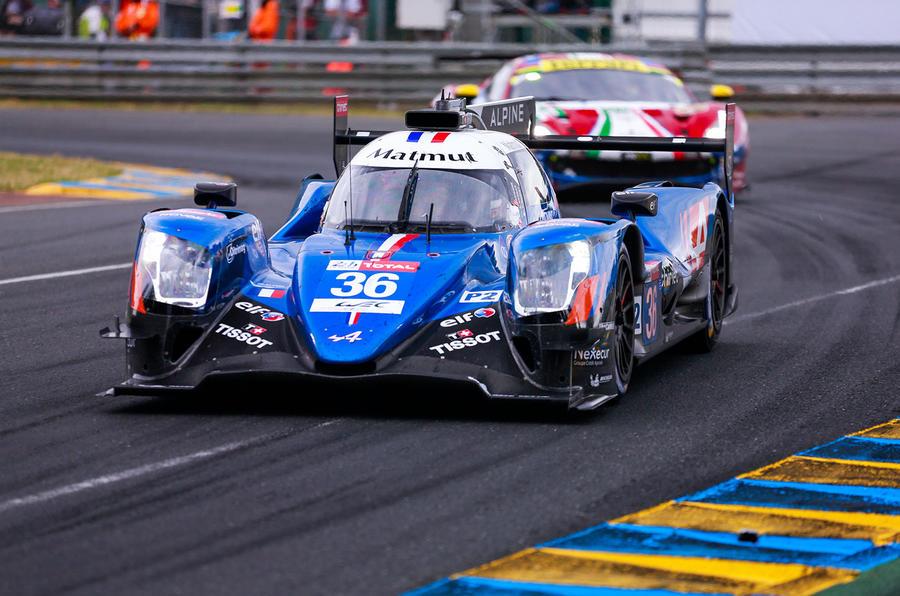 Renault F1 team rebranding as Alpine from next season
