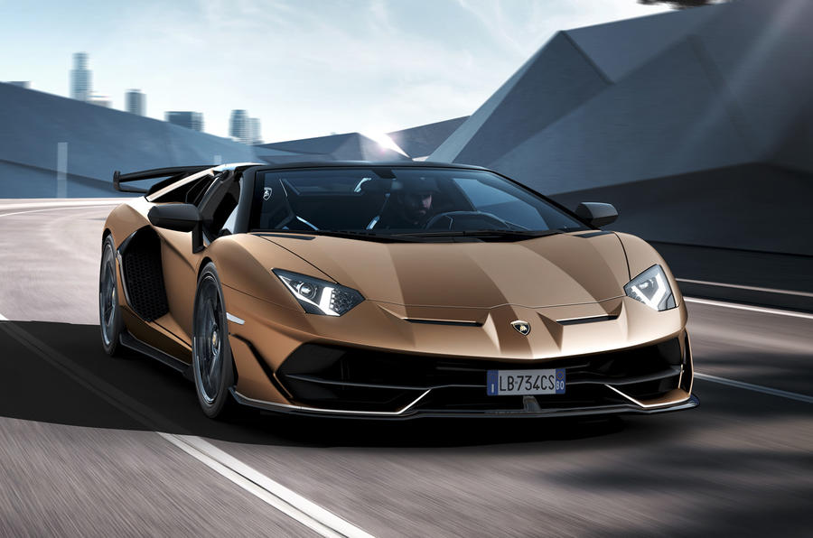Lamborghini Aventador SVJ Roadster Revealed - 800 Units Only