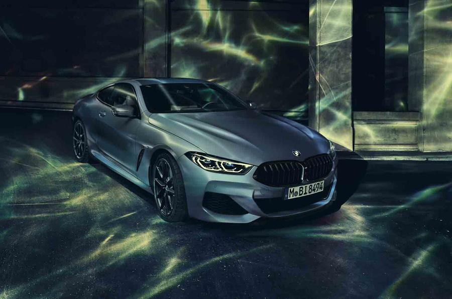 BMW launches limited-run 8 Series M850i xDrive First Edition