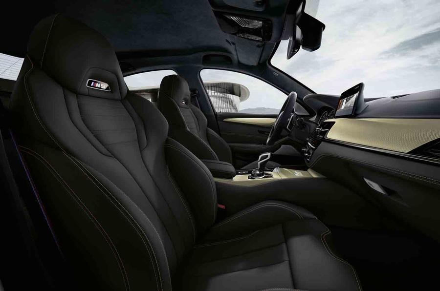 BMW M5 Edition 35 Years
