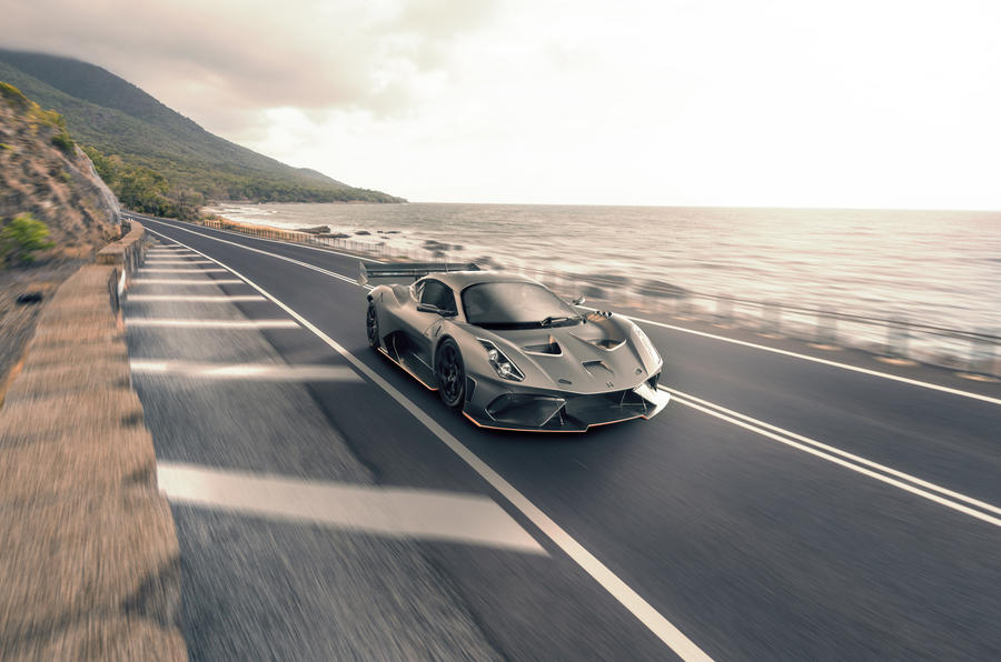 Brabham BT62: 700bhp hypercar to gain road-legal option