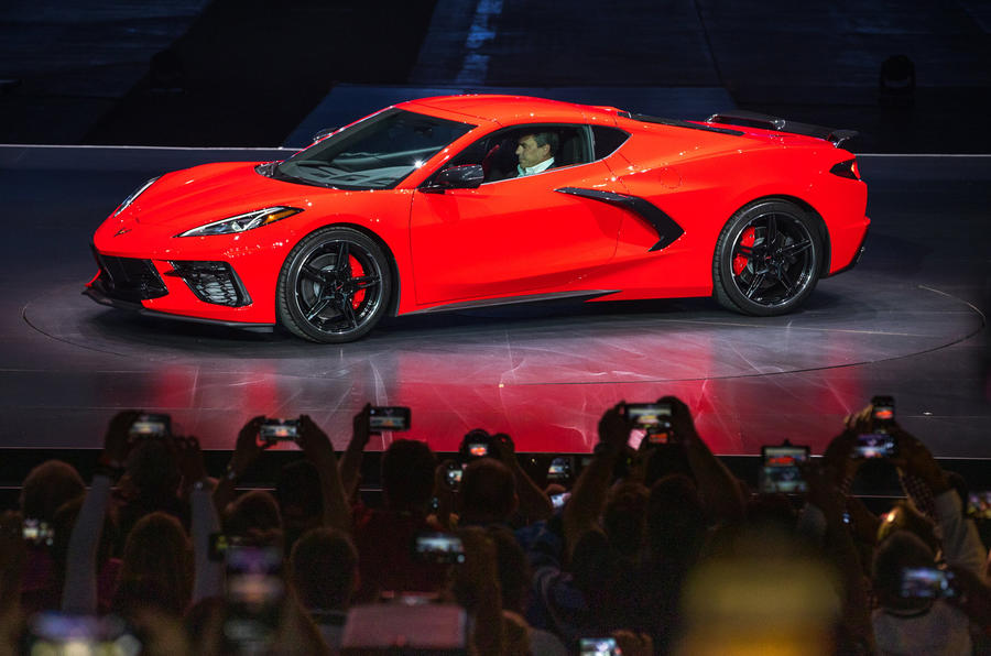 New Chevrolet Corvette Could Get Hybrid Or Electric