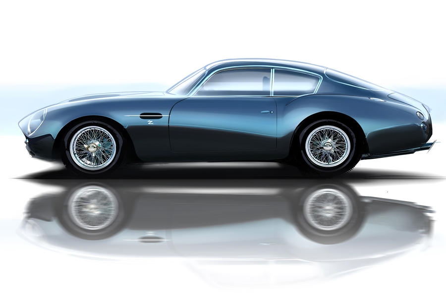 aston martin dbs gt zagato ultra exclusive special revealed autocar. Black Bedroom Furniture Sets. Home Design Ideas