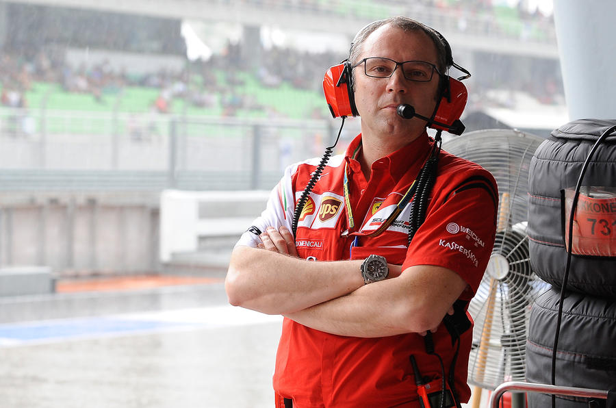 Talks over becoming F1 boss
