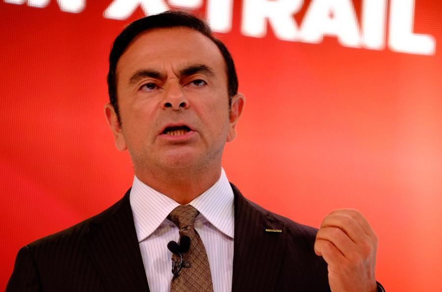 Ghosn: charges a 'plot' by Nissan execs to halt Renault merger