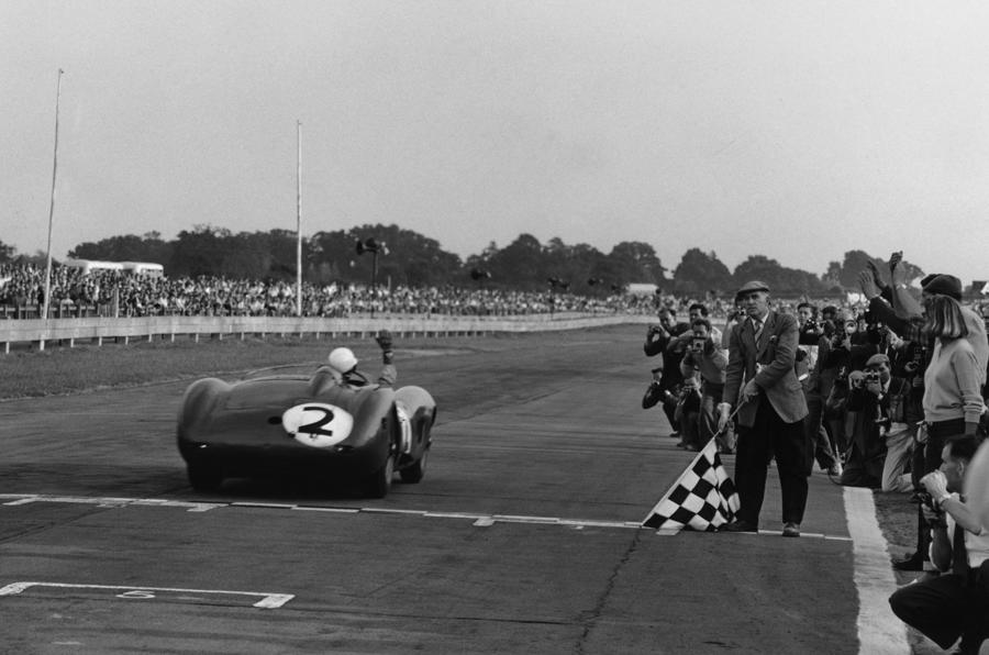 Aston Martin Goodwood 1959