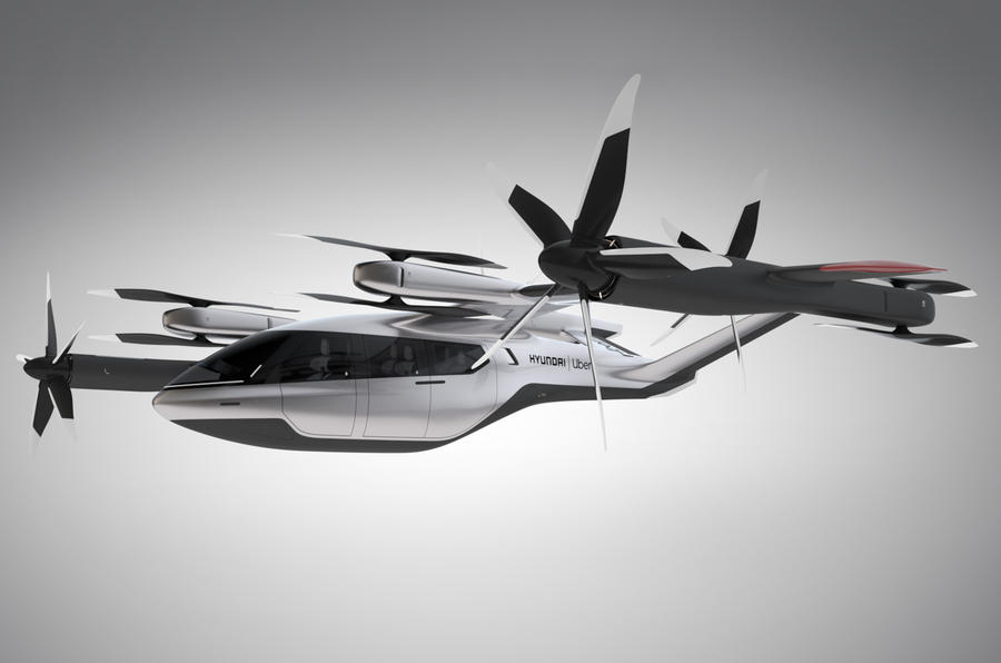 Hyundai S-A1 air transport concept