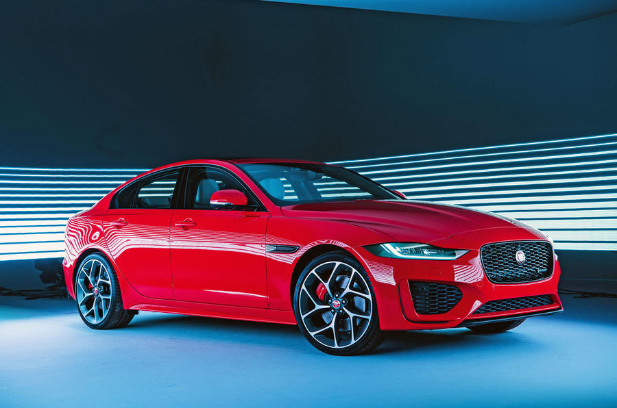 Jaguar: 'We'll continue to make saloons'