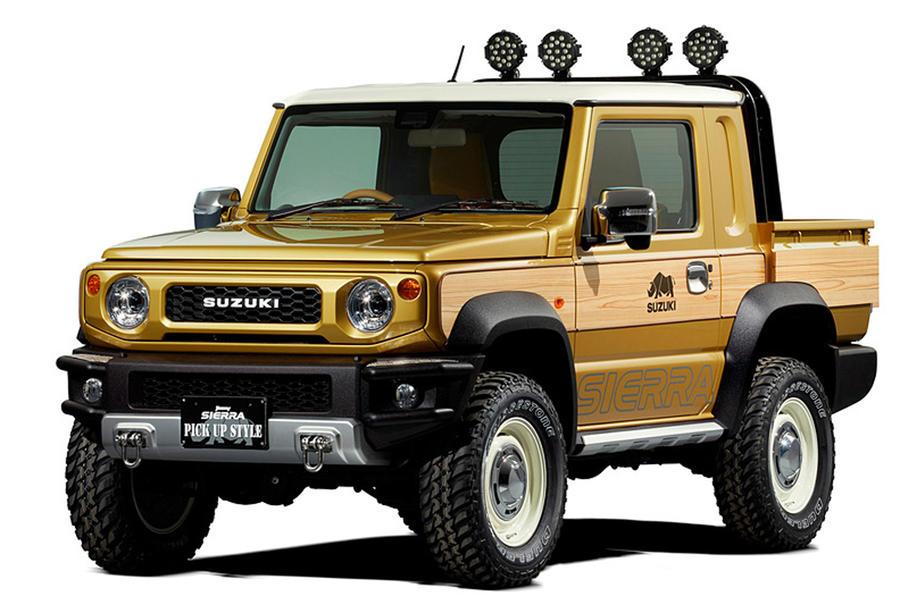 Suzuki Jimny Sierra Pickup