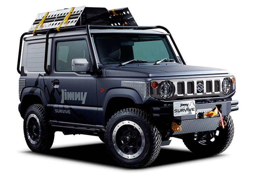 Suzuki Jinny Survive