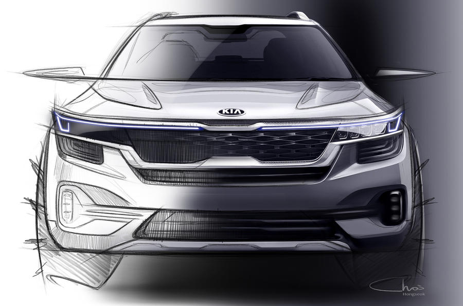 Kia global small SUV