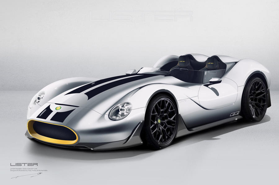 Lister Knobbly reimagination