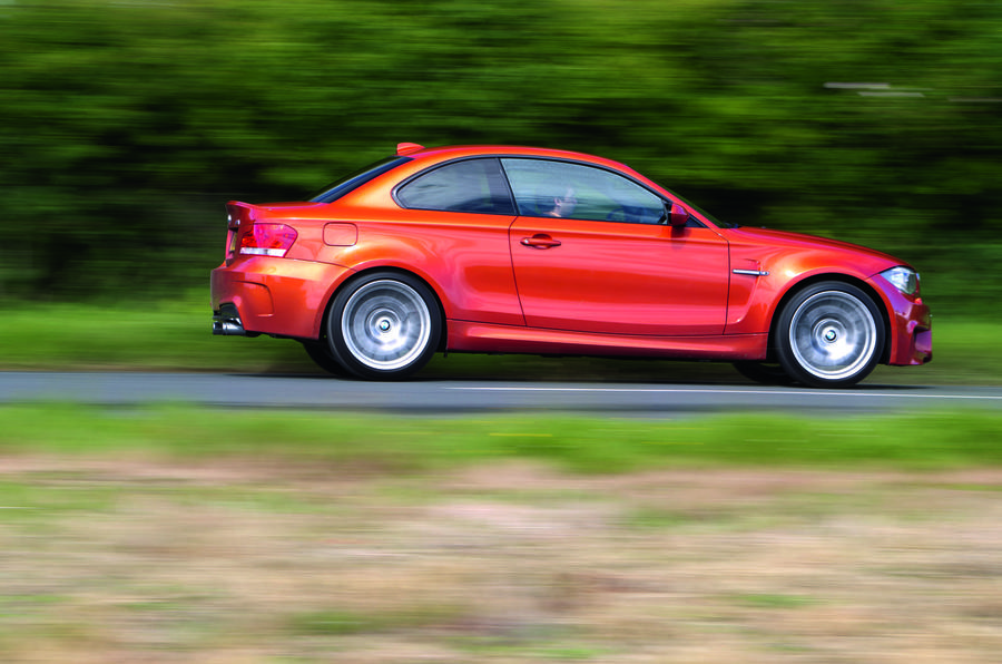 2011 BMW 1 Series M Coupe - side