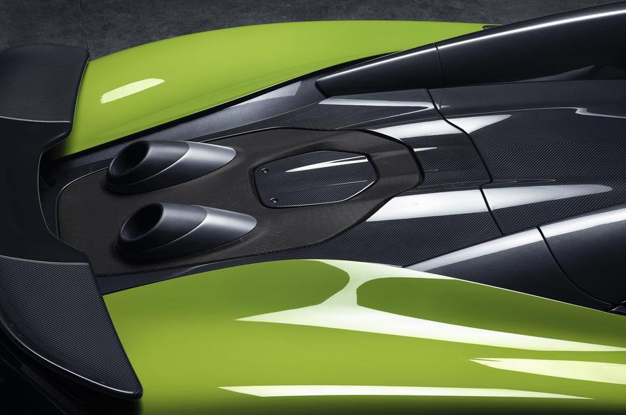 McLaren Longtail teaser