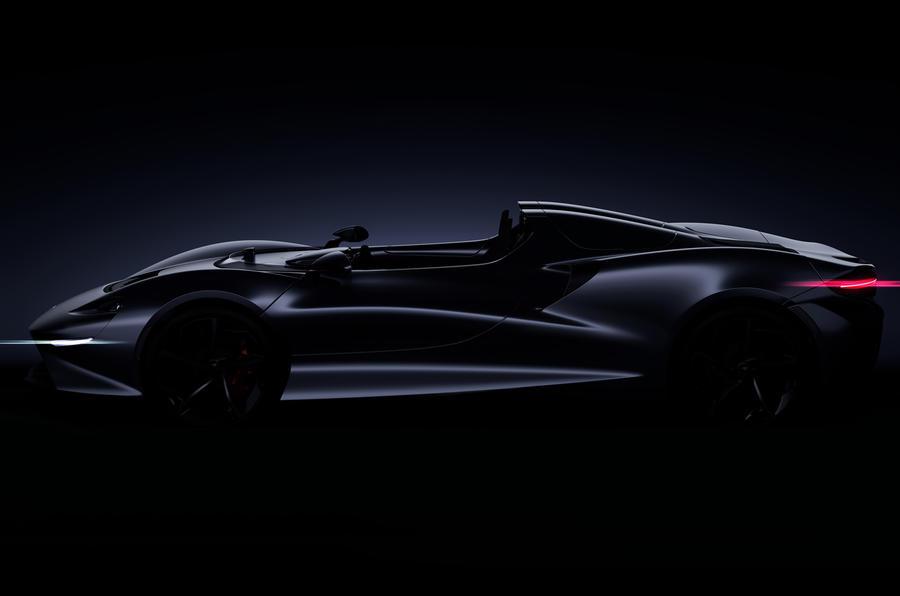 McLaren confirms new Ultimate Series speedster