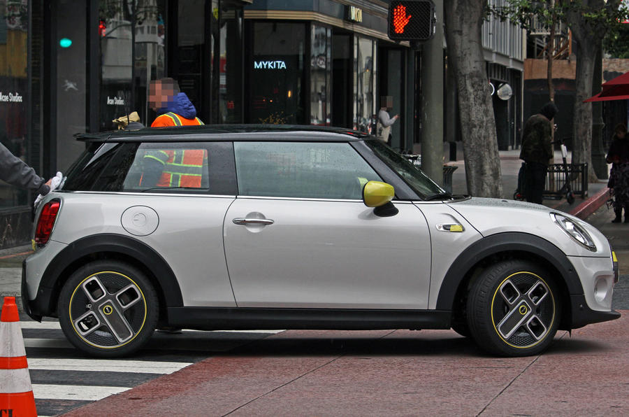 Mini Cooper S E