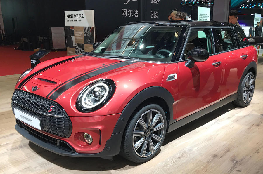 Mini Clubman Facelift Brings Styling Tweaks And Trim Changes Autocar