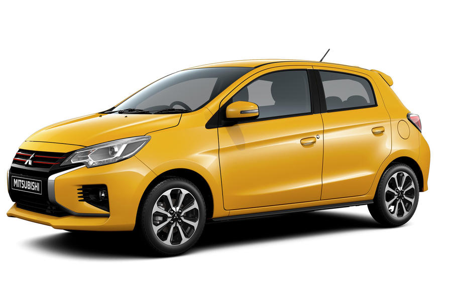 2020 Mitsubishi Mirage Review.Mitsubishi Mirage Given Revamped Look And Tech For 2020