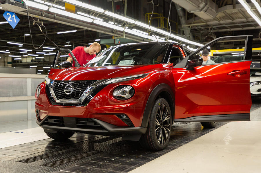 No-deal Brexit could put Nissan's European branch at risk