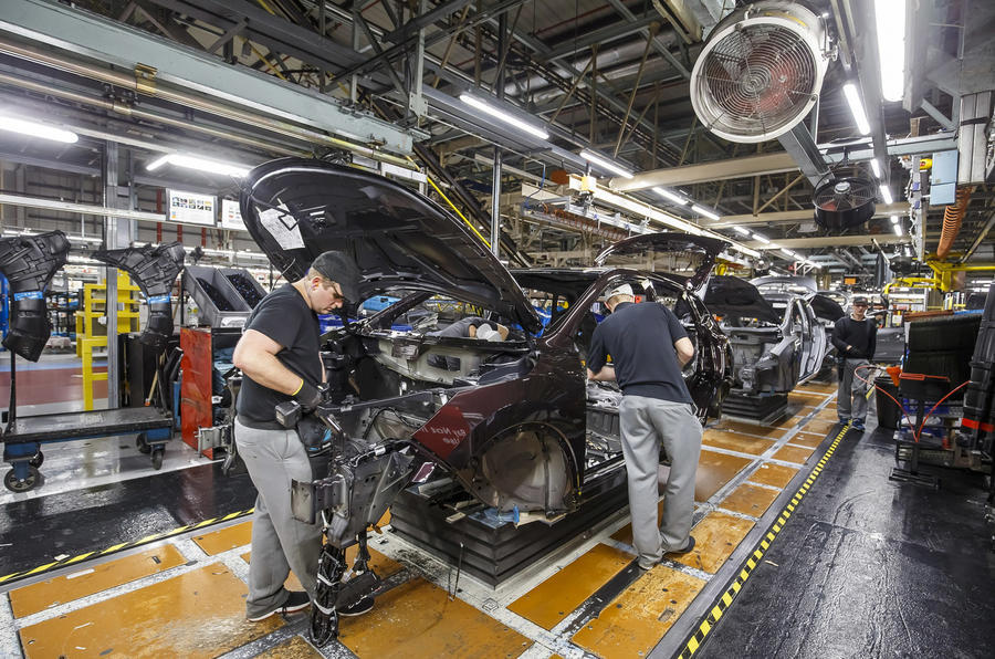 Nissan scraps new SUV launch for Sunderland plant