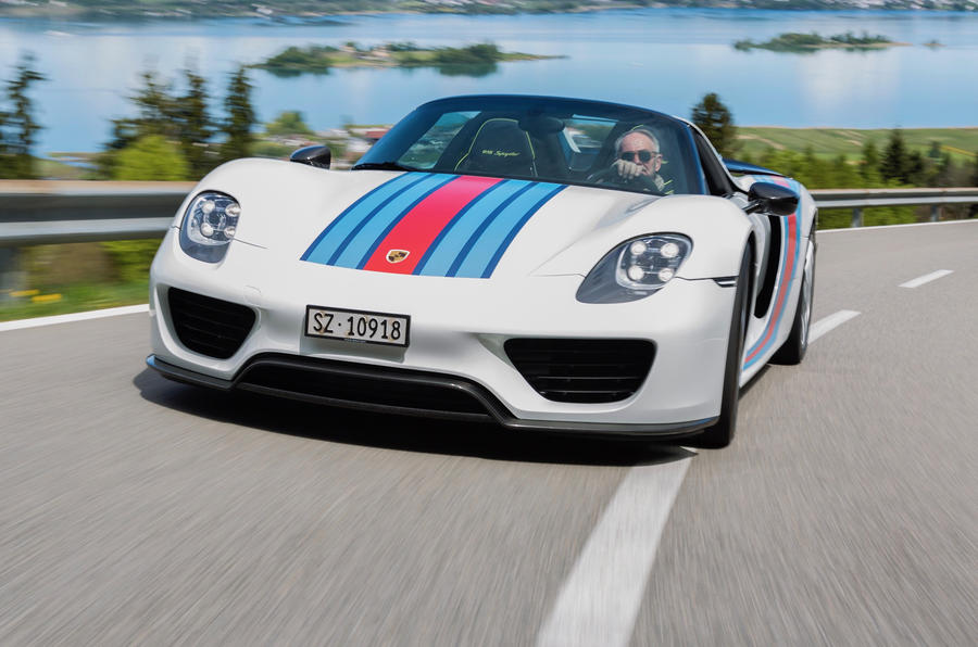 Porsche Studying New Electrified Hypercar Project Autocar