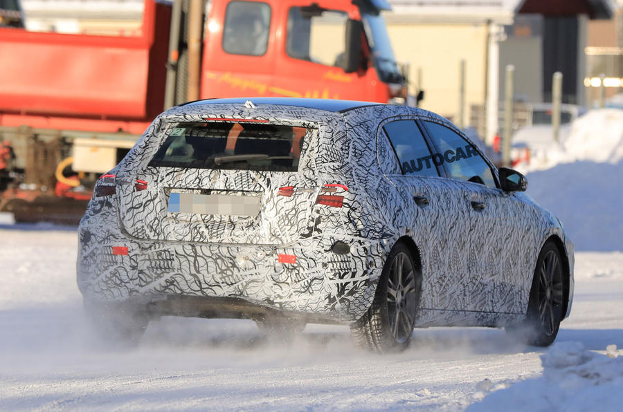 2018 Mercedes A-Class to get sharper looks and 400bhp range-topper