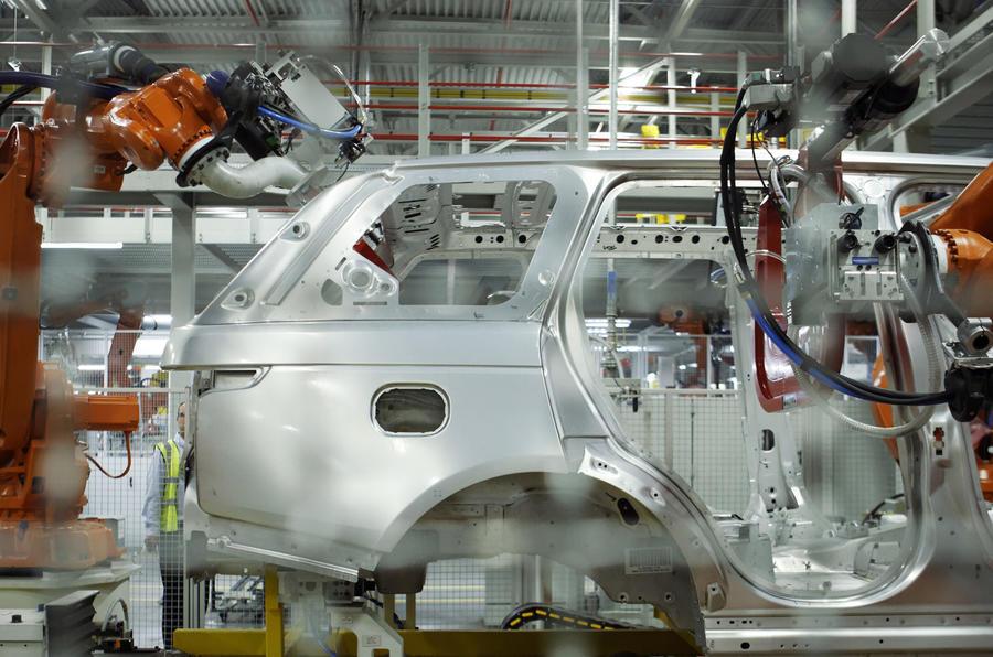 United Kingdom vehicle output crashes to six-year low