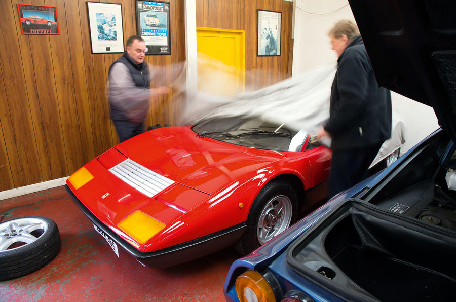 How To Buy Your First Ferrari Autocar