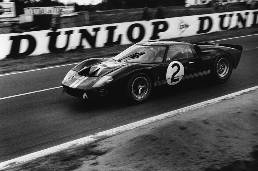 From the archive 1966 ford breaks ferrari domination for Ford motor company news headlines