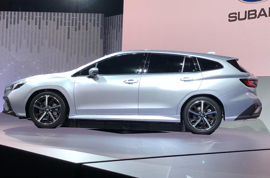 New Subaru Levorg revealed as 'grand touring' estate
