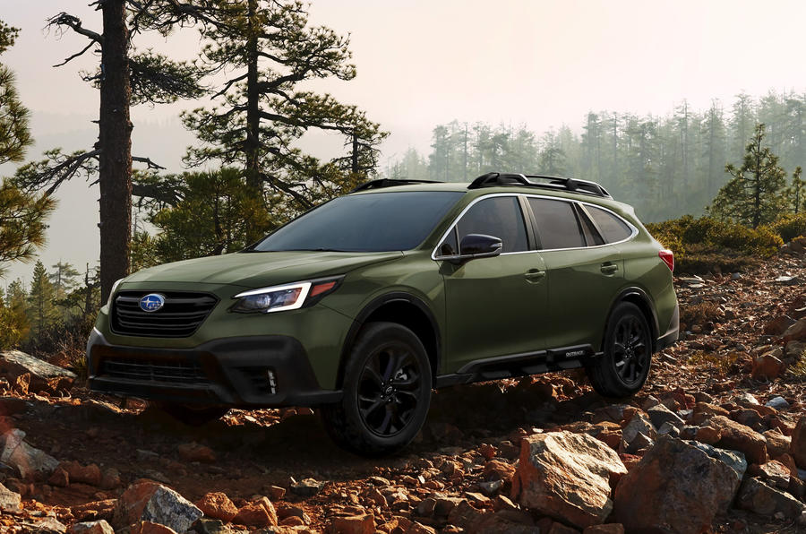 New Subaru Outback SUV launched | Autocar