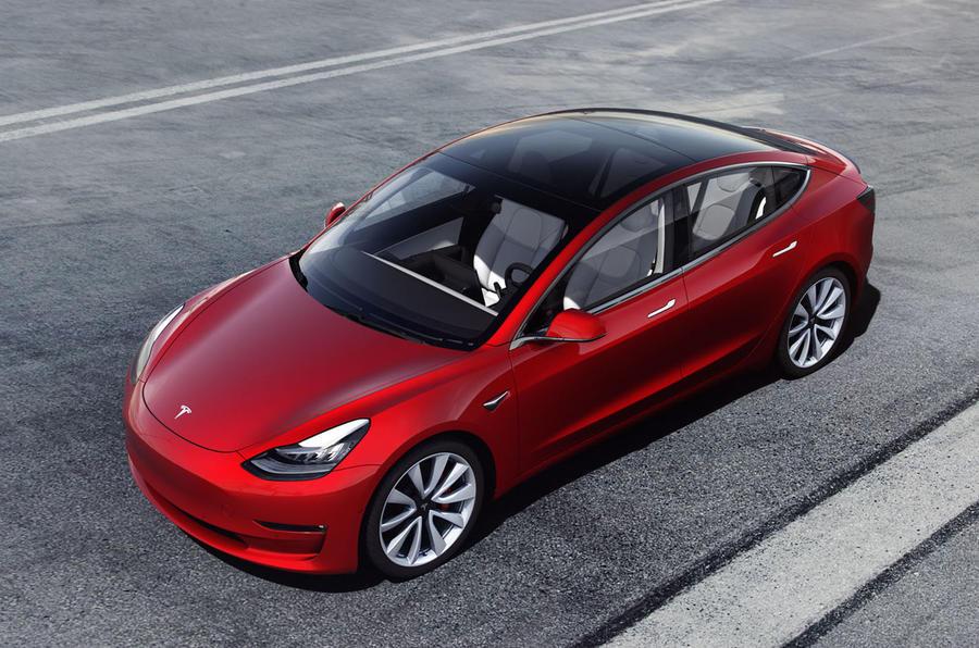 Entry Level Tesla Model 3 Goes On Sale In Us For 35 000 Autocar