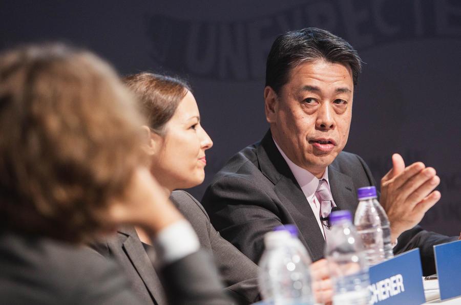 Nissan names executive Uchida as next CEO, Gupta as COO