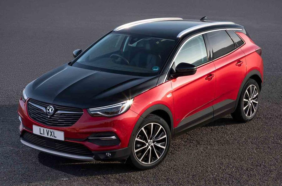 Opel Grandland X Hybrid4 Revealed as Carmaker's First PHEV, Offers 300 HP