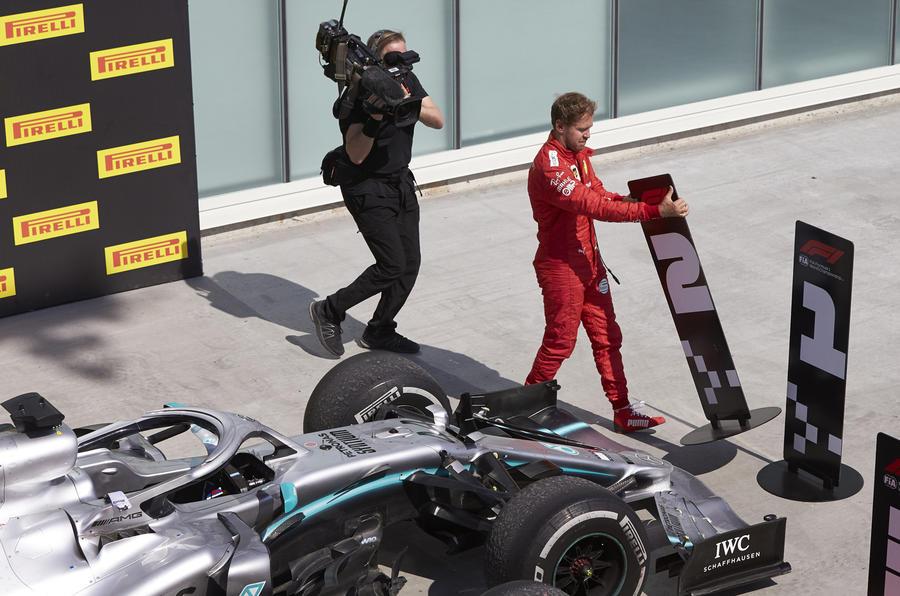 Vettel Canadian Grand Prix