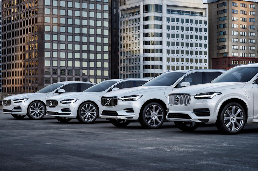 Volvo to set lower speed limit on its new cars