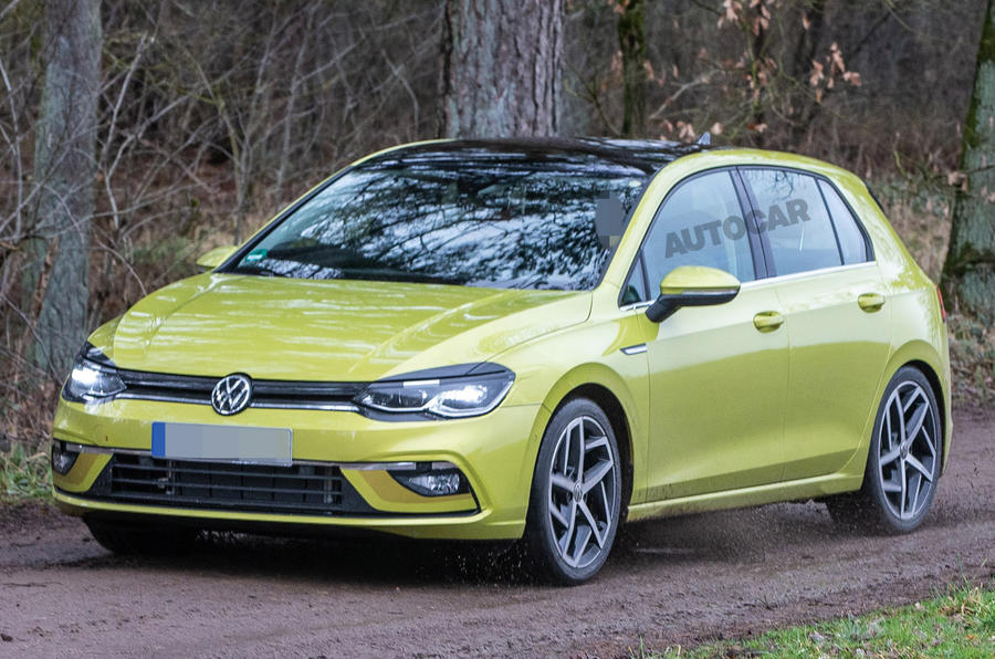 new volkswagen golf launch delayed report autocar. Black Bedroom Furniture Sets. Home Design Ideas