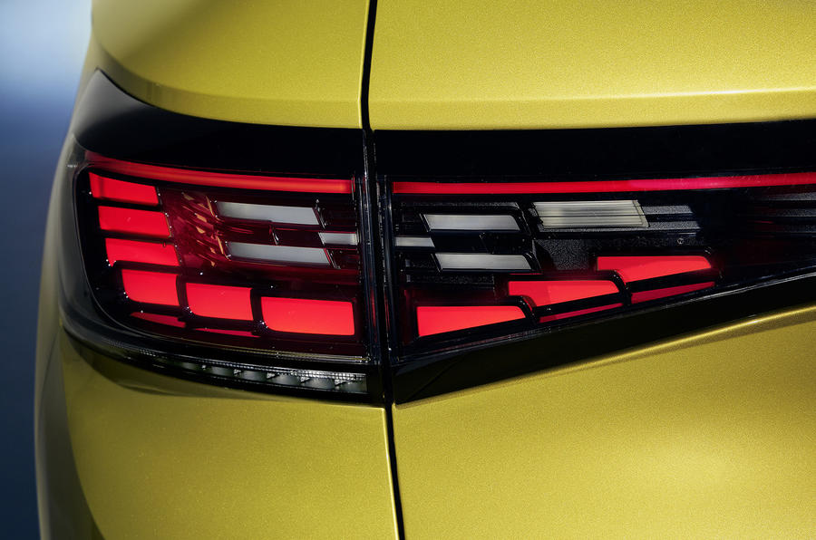 Volkswagen ID 4 lighting