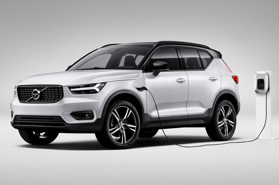 Volvo XC40 Recharge (with 300 kW) is brand's first electric auto
