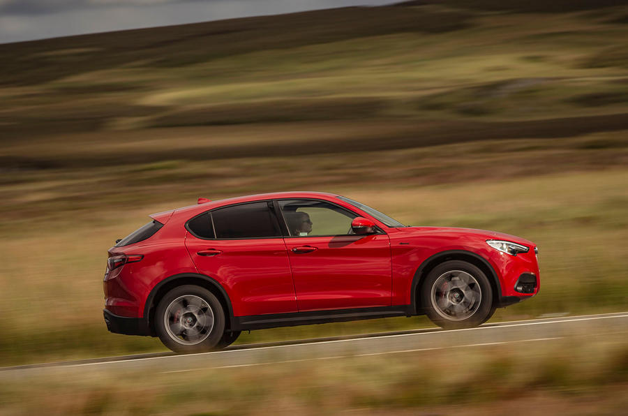 Alfa Romeo Stelvio Sprint 2020 : premier bilan de conduite au Royaume-Uni - côté héros